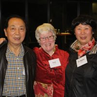 Anne with Zhisheng and Weijian
