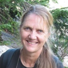 Portrait of Linda Reinink-Smith